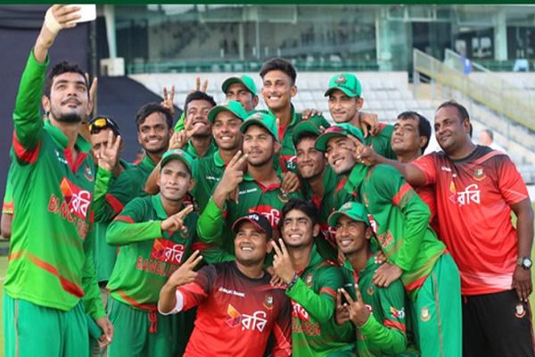 বাংলাদেশ অনূর্ধ্ব-১৯ ক্রিকেট দল